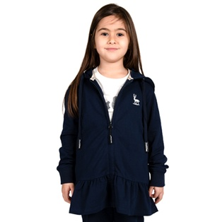 Girl's Training Jacket